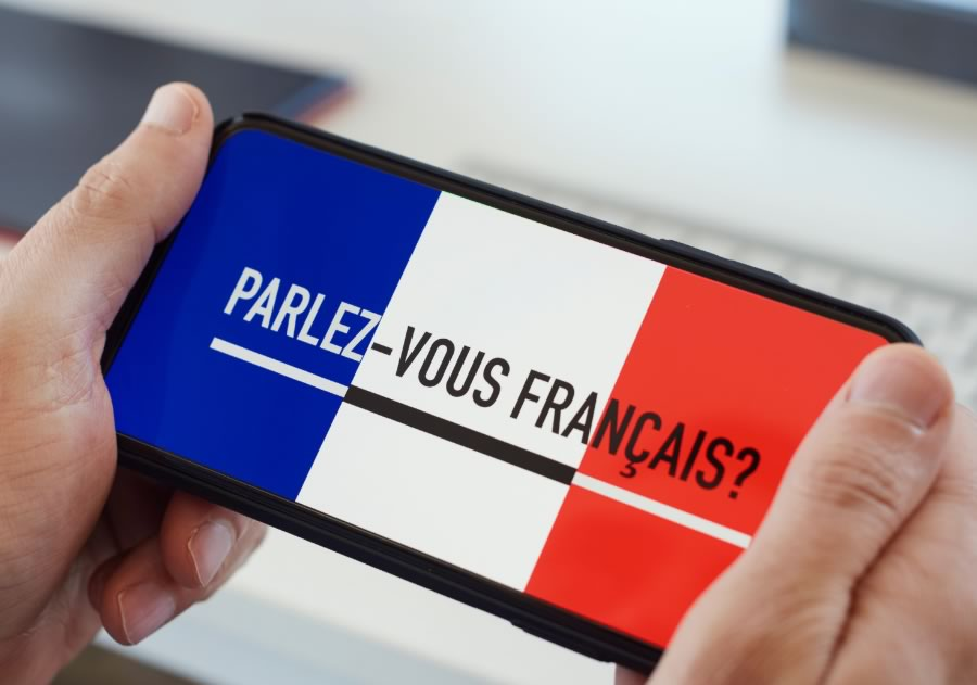 French Beginner online evening Class Bristol image for page - Lingua Lessons