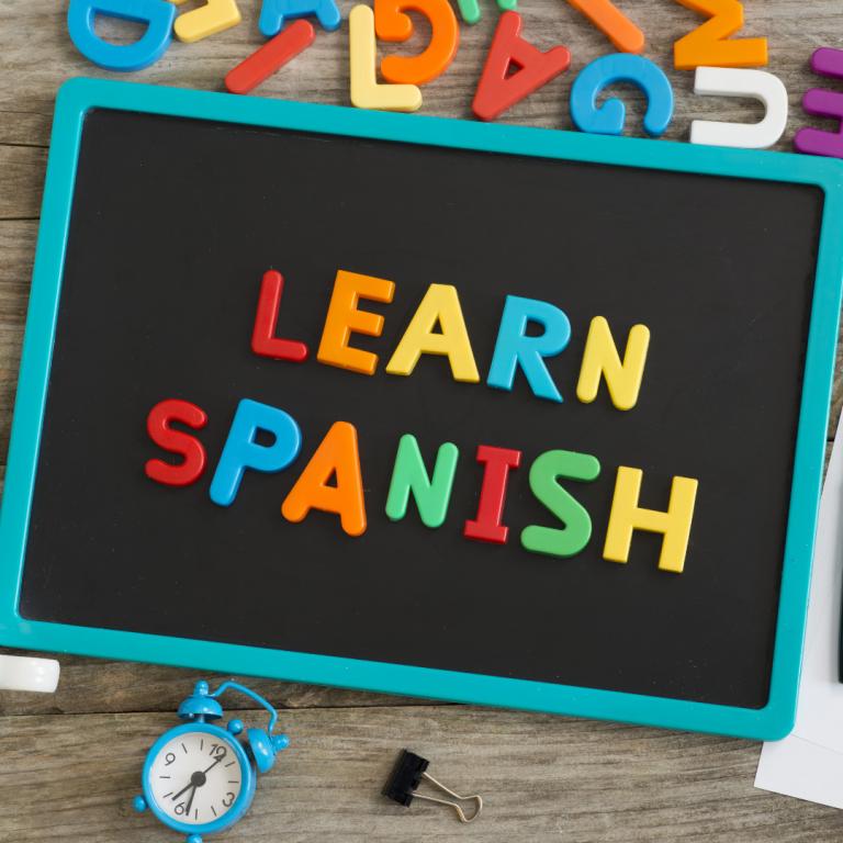 Spanish Tutor Southampton - learn Spanish board