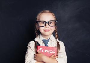 french tutor in rossendale - image of girl
